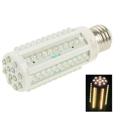 E27 3.5W 78 LED Warm White Light Corn Light Bulb