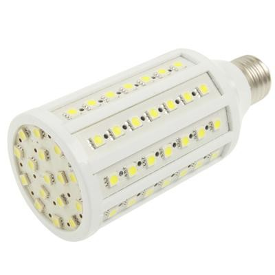 18W White 86 LED 5050 SMD Corn Light Bulb, Base Type: E27
