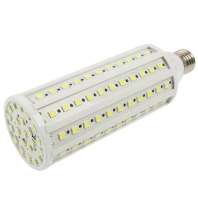 26W White 132 LED 5050 SMD Corn Light Bulb, Base Type: E27