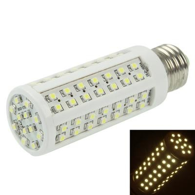 E27 5W Warm White 96 LED 3528 SMD Corn Light Bulb, AC 85-265V