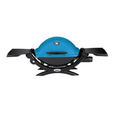 Q 1200 LP Gas Grill - Blue