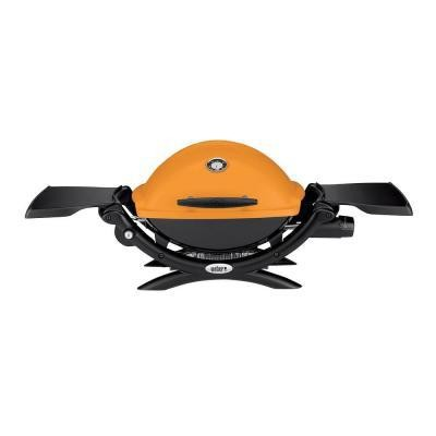 Q 1200 LP Gas Grill - Orange