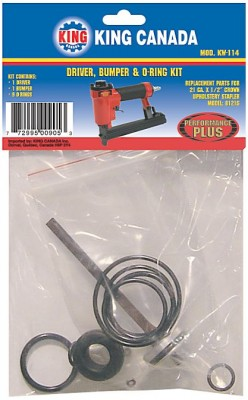 Replacement Kit for Crown Upholstery Stapler Kit