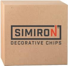 Decorative Chips - 50lbs - 1/8