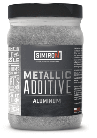 Metallic Pigment Additive Jar