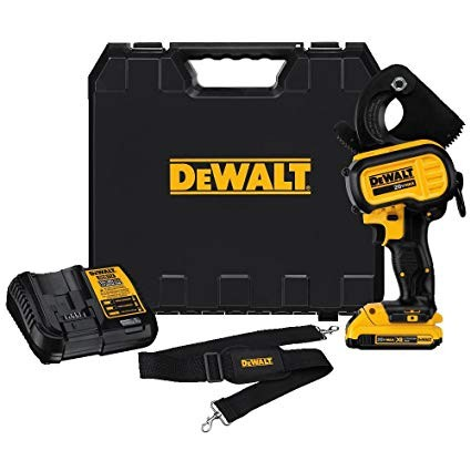 20V MAX* CABLE CUTTING TOOL KIT