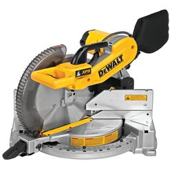 15 AMP 12 IN. DOUBLE-BEVEL COMPOUND MITER SAW WITH CUTLINE