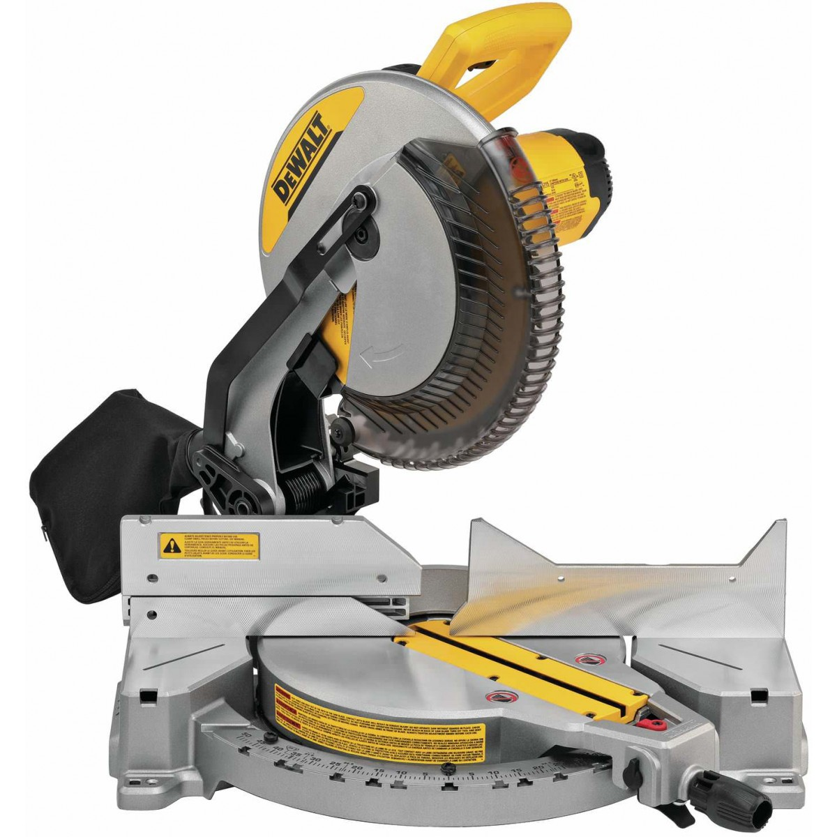 15 AMP 12 IN. SINGLE BEVEL COMPOUND MITER SAW