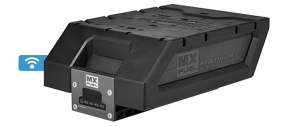 MX FUEL™ REDLITHIUM™ XC406 Battery Pack