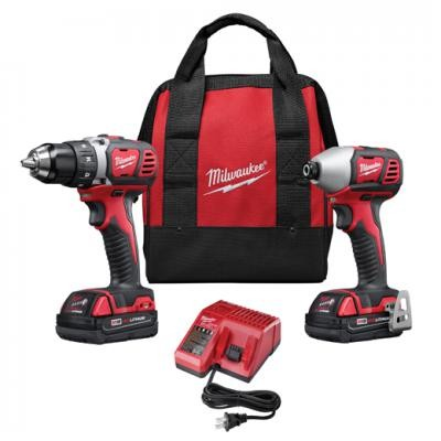 M18™ Cordless Lithium-Ion Impact/Drill/Driver - 2 Tool Combo Kit