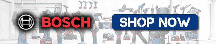 Bosch Tools Shop Now